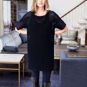 Emerson Fry Net Pullover Dress